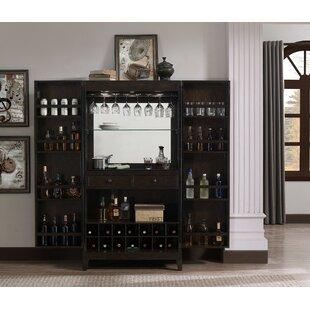 Mini Bar Refrigerator Cabinet Wayfair