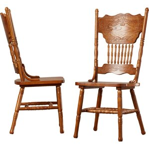 Wood Kitchen Dining Chairs You Ll Love Wayfair