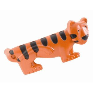 Safari Tiger Novelty Knob