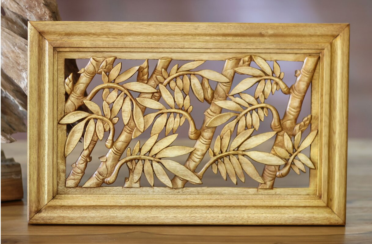 Excellent Wood Carved Wall Art Contemporary - The Wall Art ...