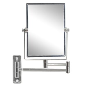 Wall Mounted Shaving Mirror makeup & shaving mirrors you'll love | wayfair