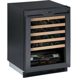 48 Bottle Triple Zone Built-in Wine Cellar by U-Line