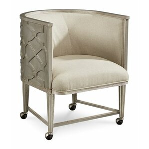 One Allium Way Hanna Barrel Chair Image