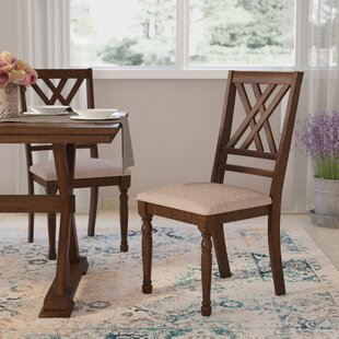 Lia Upholstered Dining Chair (Set of 2)
