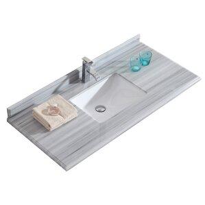 Bathroom Vanities 48 X 18 48 x 18 vanity | wayfair