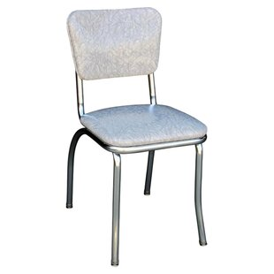 retro vinyl kitchen chairs wayfair