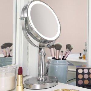 Gattis Glam LED Makeup Mirror