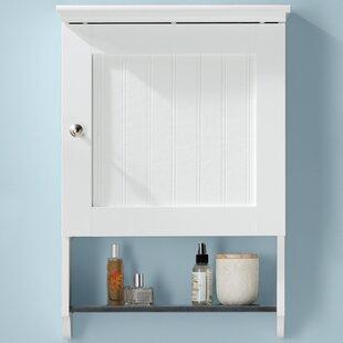 Bathroom Wall Storage Cabinet. Gulf 19 88 W X 28 75 H Wall Mounted Cabinet