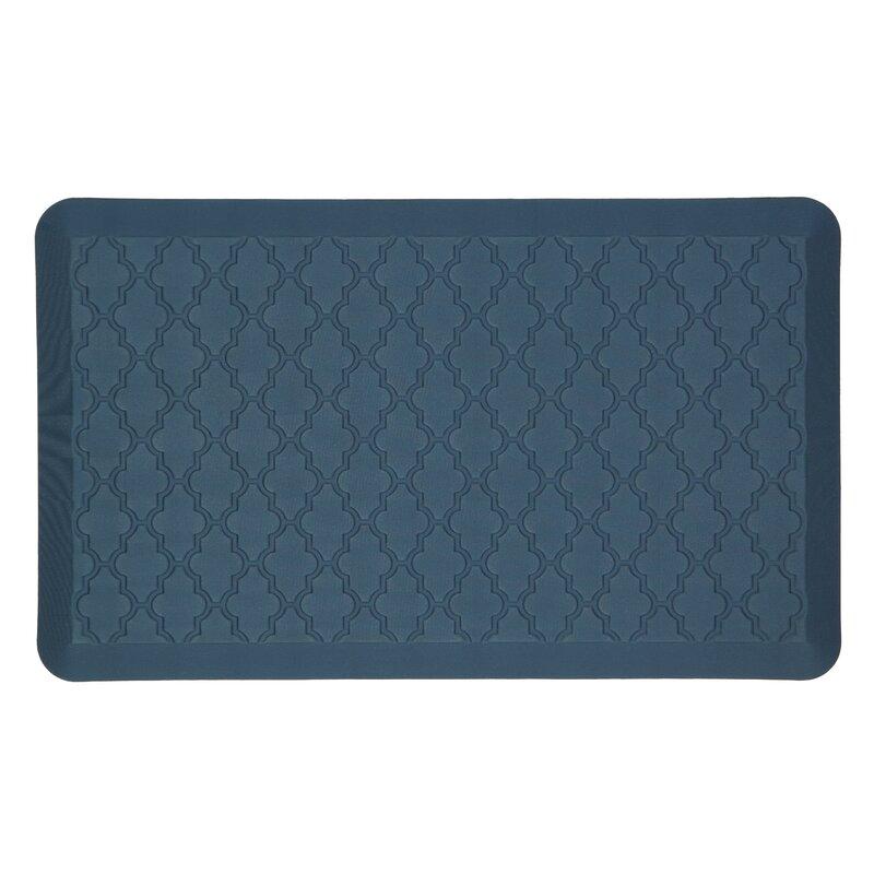 DeMotte Lattice Dri Pro Comfort Kitchen Mat