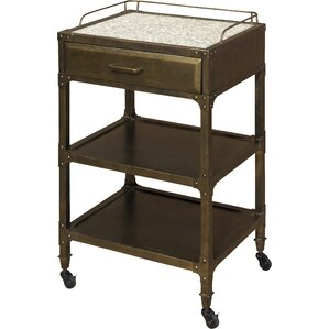 Altona Bar Cart by Trent Austin Design