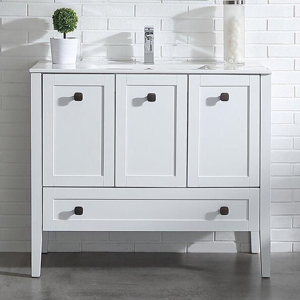 Ove Decors Andora 40 Single Bathroom Vanity Set Reviews