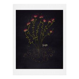 U0027Herb Garden Sageu0027 Graphic Art