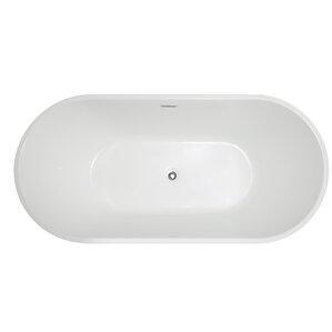 60 Inch Freestanding Tub   Wayfair