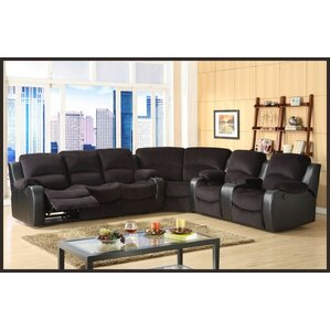 Ungus Reclining Sectional ..