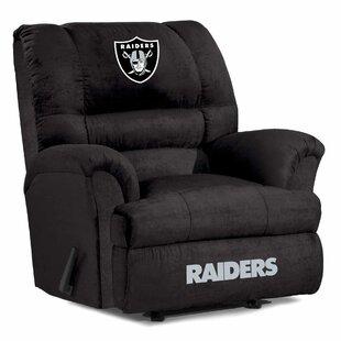 Attrayant NFL Big Daddy Manual Recliner