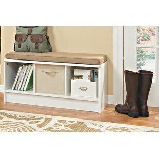 Hot Bargains!Hot Sale! Cubicals Shoe Storage Bench ClosetMaid