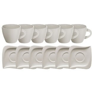 Mays Coffee Cup Set Of 6