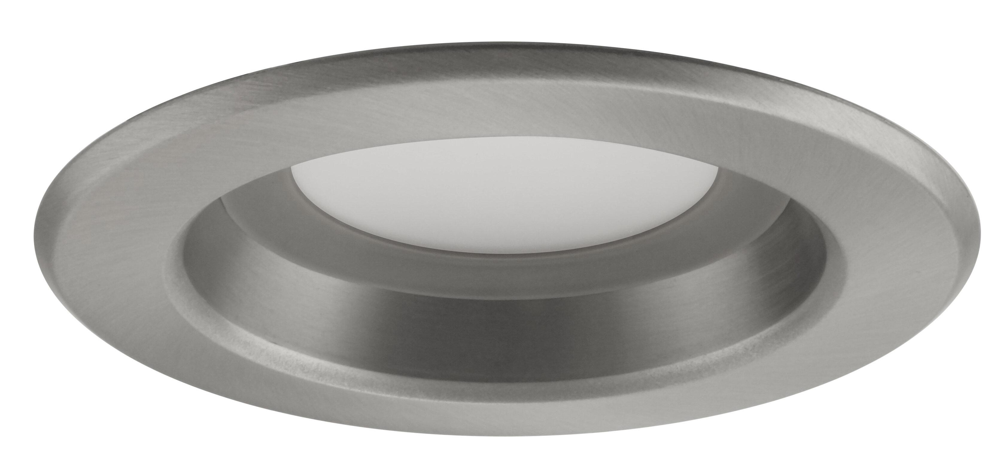 nicor lighting baffle 4 led recessed retrofit downlight reviews