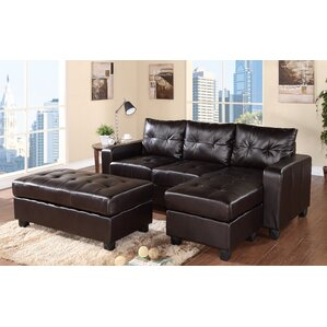 Rockton Reversible Sectional by Red Ba..