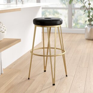 Liza Matthews 29 Swivel Bar Stool