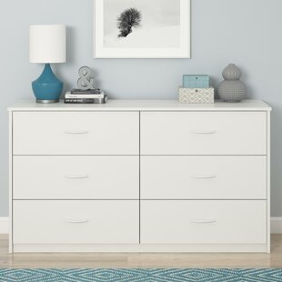 White Wicker Bedroom Dresser | Wayfair