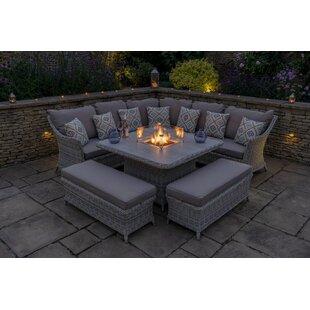 Outdoor Corner Sofa | Wayfair.co.uk