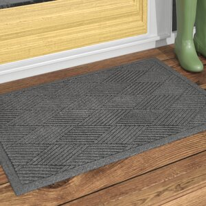 Rectangle Diamond Doormat