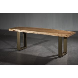 Setser Dining Wood Bench