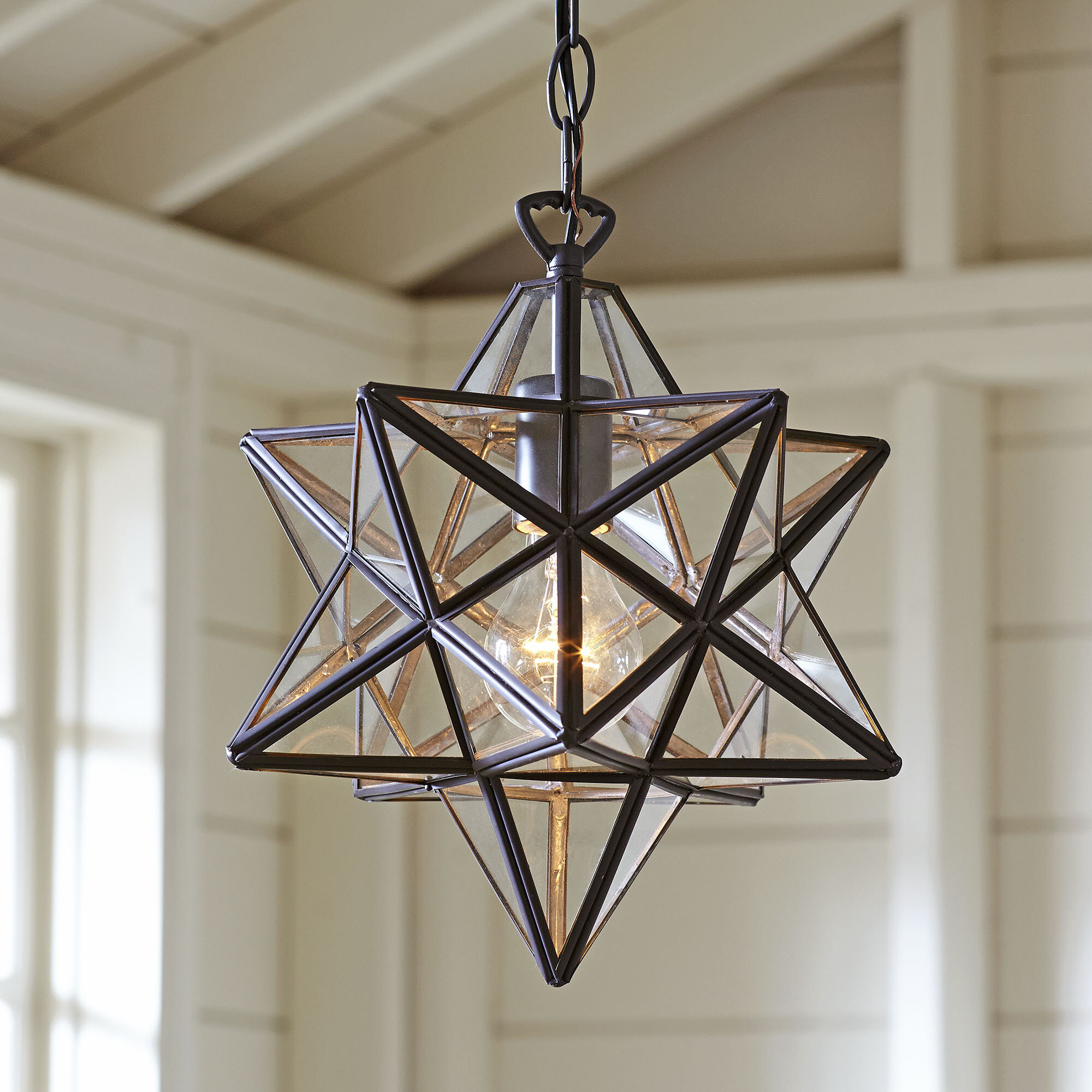 light clear antique progress with nickel pendant p essex collection foyer lighting hanging glass lights