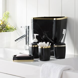 Superbe Black Bathroom Accessories Youu0027ll Love | Wayfair