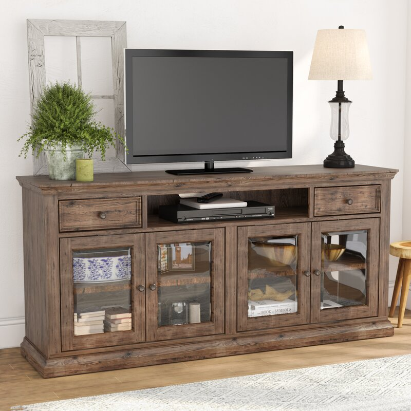 Laurel Foundry Modern Farmhouse Sainte Rose Tv Stand For Tvs Up To