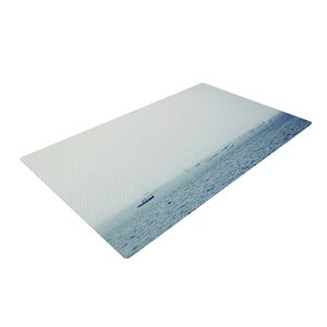 Jillian Audrey Harbor Blue/Gray Area Rug