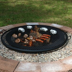 Cooking Fire Pit Grill