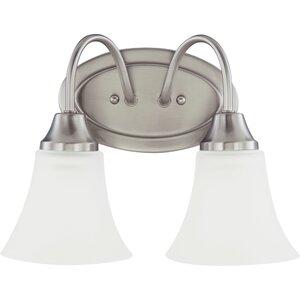 Buckner 2-Light Vanity Light