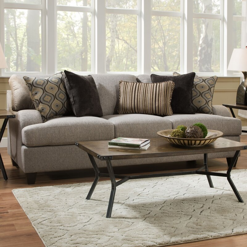 Sectional Couch Hattiesburg Ms: Simmons Upholstery Hattiesburg Sterling Sofa & Reviews