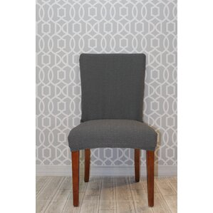Stretch Polyester Dining Chair Slipcover