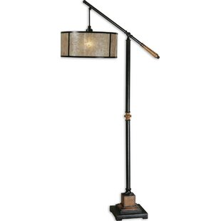 Reading floor lamps wayfair sitka 1575cm reading floor lamp aloadofball Image collections