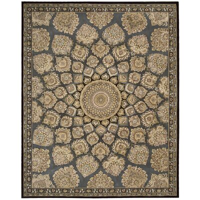 green living room rug. Nourison Hand Woven Wool Slate Beige Indoor Area Rug Oval Rugs  Perigold