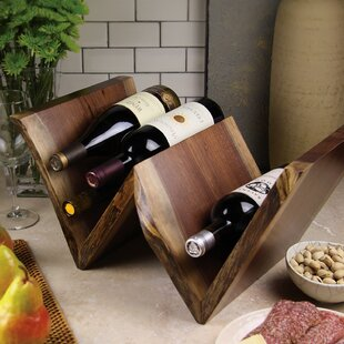 Artisan Woods 12 Bottle Tabletop Wine Rack