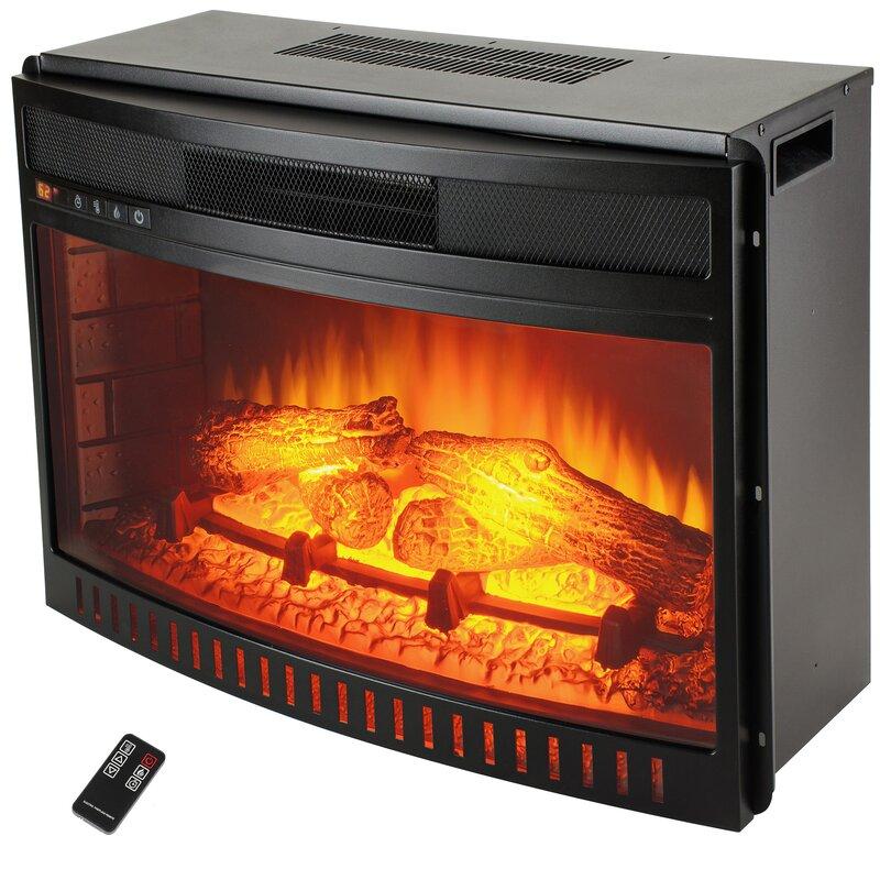 Akdy Electric Fireplace Insert Reviews Wayfair