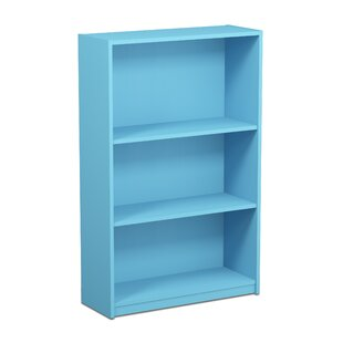 Navy Blue Bookshelf