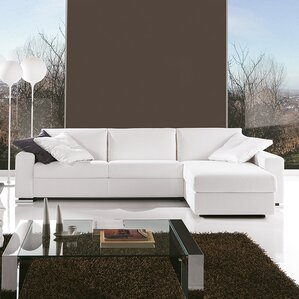 Mercurio Bl Sleeper Sectional by Respace