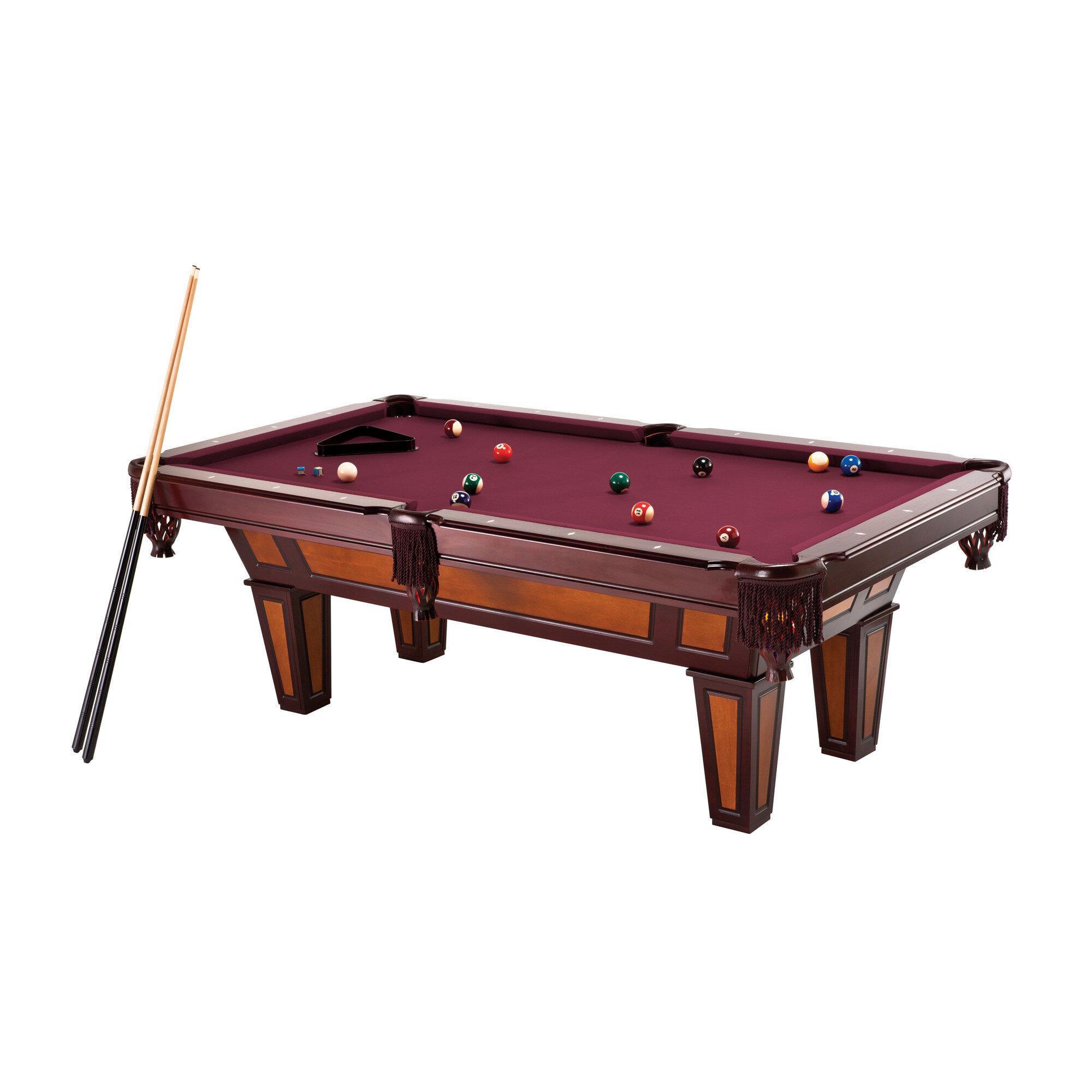 359c40ca7b92 Fat Cat Reno Billiards Table with Accessories