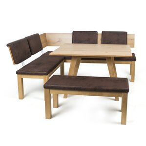 Desouza 3 Piece Dining Set