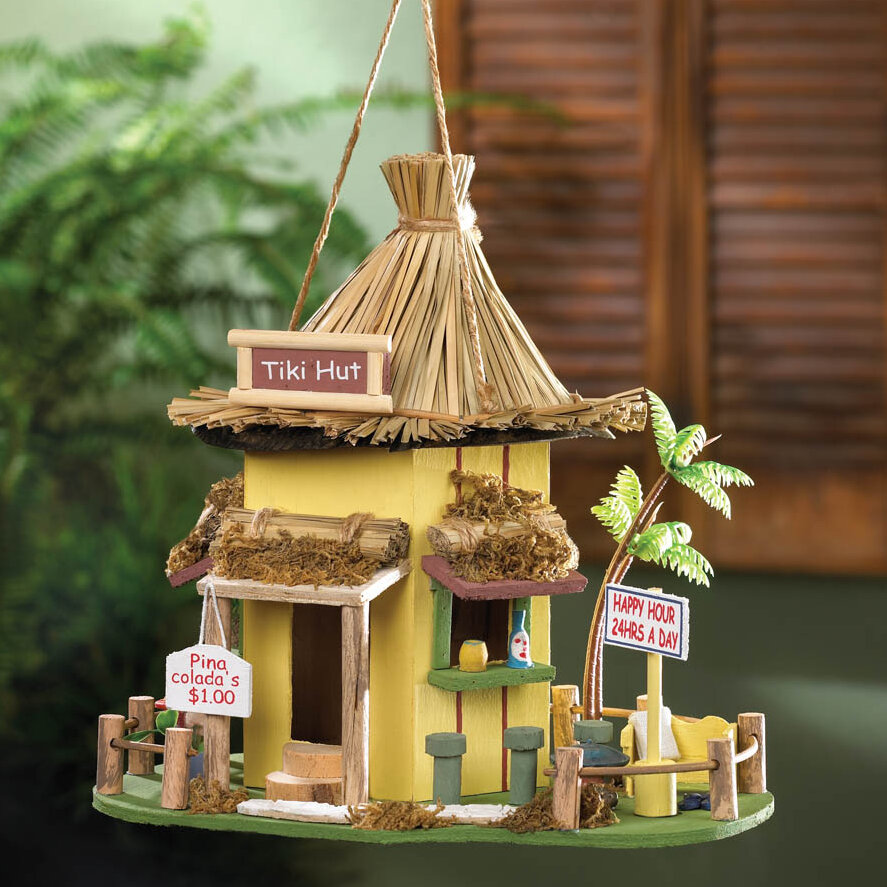 Superb Tiki Hut Sign Wayfair Download Free Architecture Designs Osuribritishbridgeorg