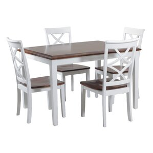 Beautiful Gingerich 5 Piece Dining Set