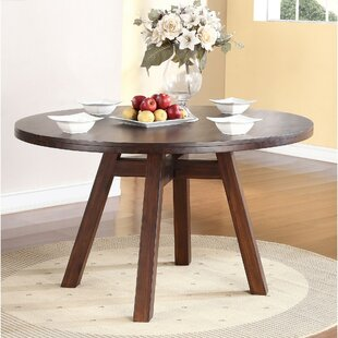 Garnes Solid Wood Dining Table