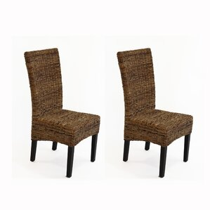 Banana Leaf Dining Chair (Set of 2) by Baum