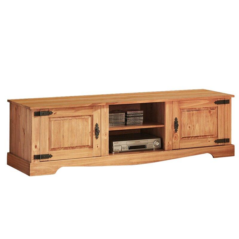 henke collection tv schrank mexican antik f r tvs bis zu 88. Black Bedroom Furniture Sets. Home Design Ideas