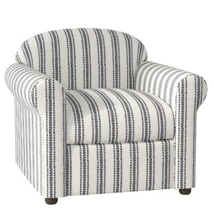 Striped Accent Chairs Youu0027ll Love | Wayfair